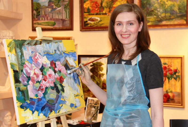 Школа мастер класс живопись